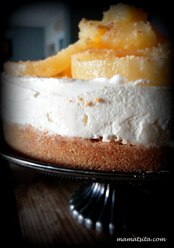 cheesecake ανανά